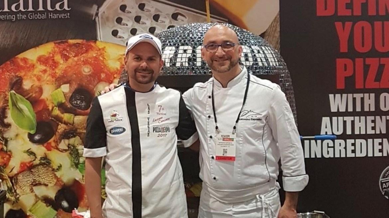 Antonino Esposito e Luciano Carlotto
